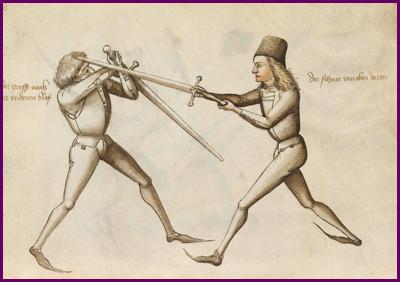 戰鬥的藝術──「德國長劍劍術」簡介(一)[Lancelot Chan] - Lancelot Chan - RSW(擬真兵器)研究室